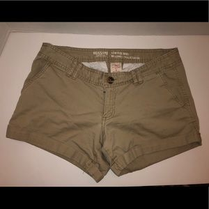 Mossimo Low Rise Shorts